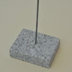 Granitplatte 1-Loch